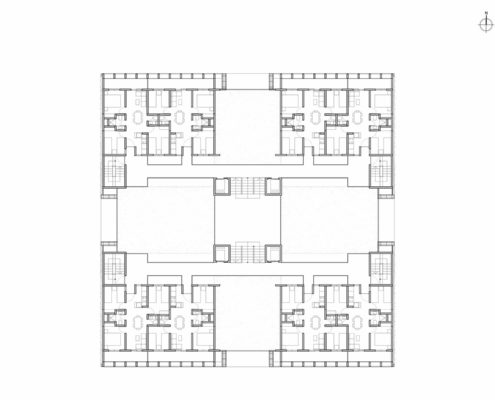 Plano CUBIC Eco-Housing (10)