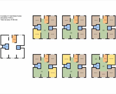 Plano CUBIC Eco-Housing (15)