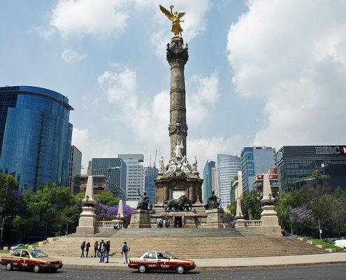 Mex Eco-Tower. CdMx México