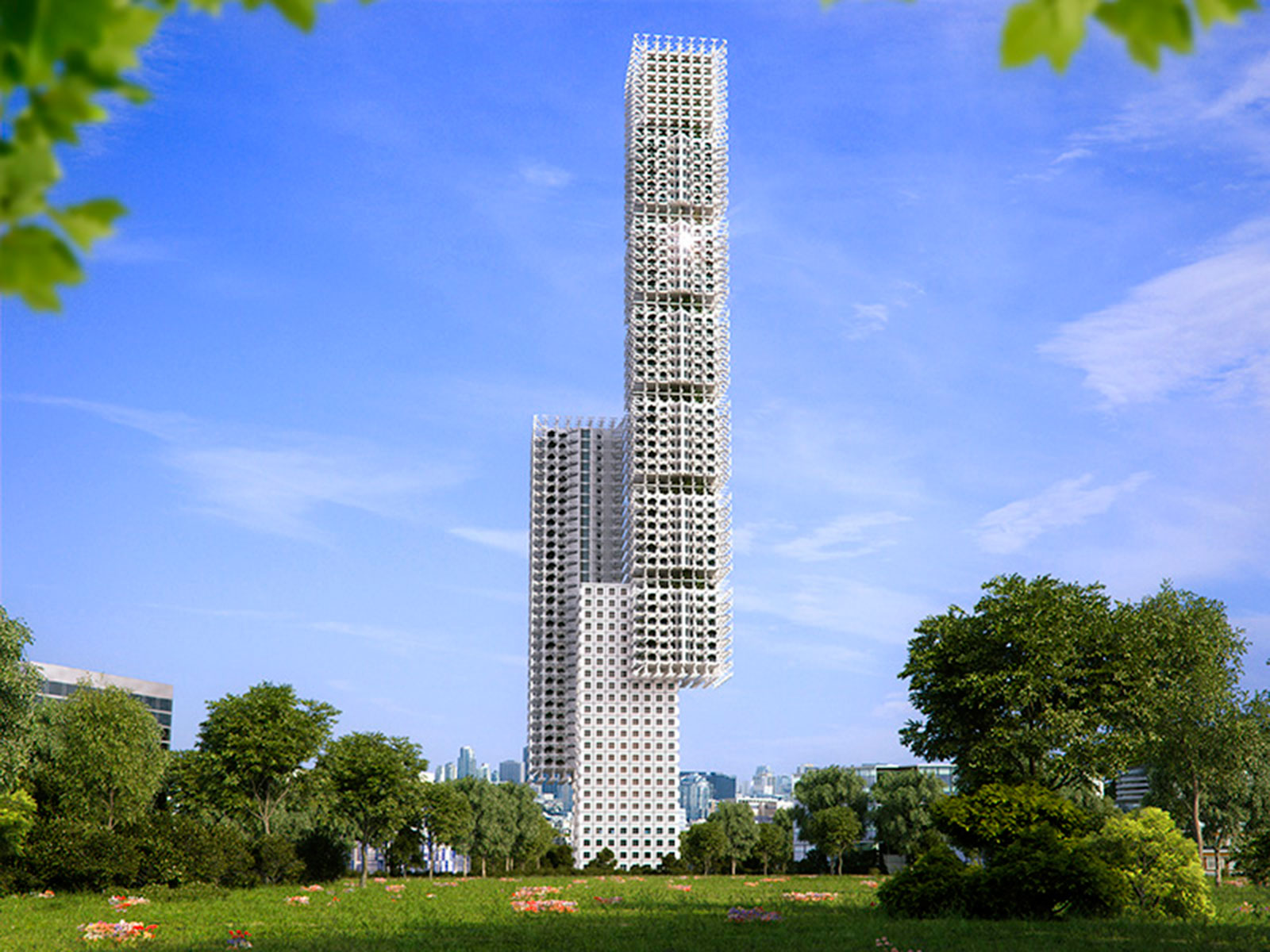 2019. MEX Eco-Tower. CDMX. México